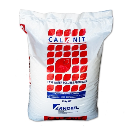 Picture of Calcium nitrate 15.5-0-0 19%Ca Anorel 25kg