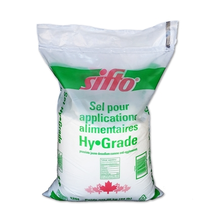 Picture of Sodium chloride 99% NaCl Sifto 20kg