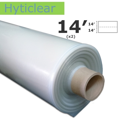 Image de Poly Hyticlear 7.2 mil 14' (2x)
