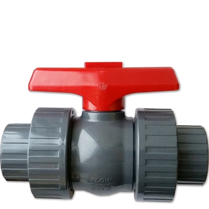 Picture of Socketed and/or female threaded true union ball valve