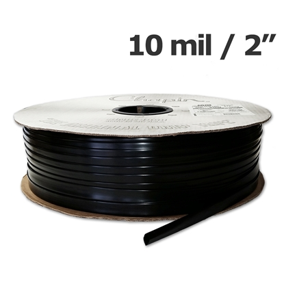 """Picture of Chapin DLX drip tape 10mil 2"""" 1.5 gpm 5/8"""" Chapin (3000')"""