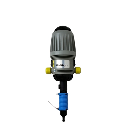 """Picture of MixRite 2.5 3/4"""" 0.3-2% 0.088-11gpm proportional injector"""