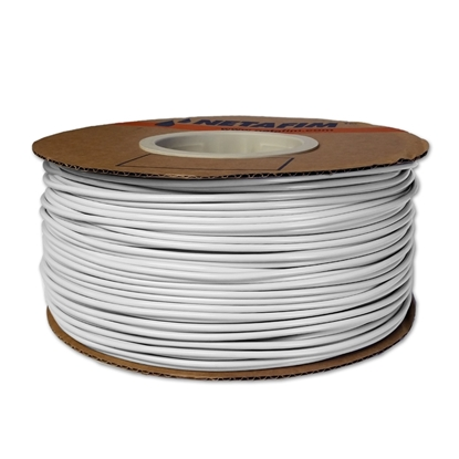 Image de Microtube 125-197 (3x5mm) PE Super Flex blanc (1000')