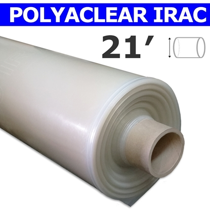 Image de Polyaclear IRAC 7.2 mil 21' tube
