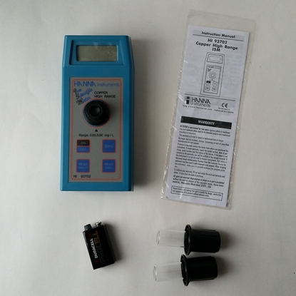 Picture of Portable copper meter HI-93702