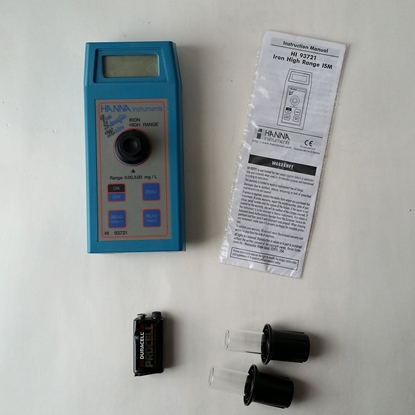 Picture of Portable iron meter HI-93721