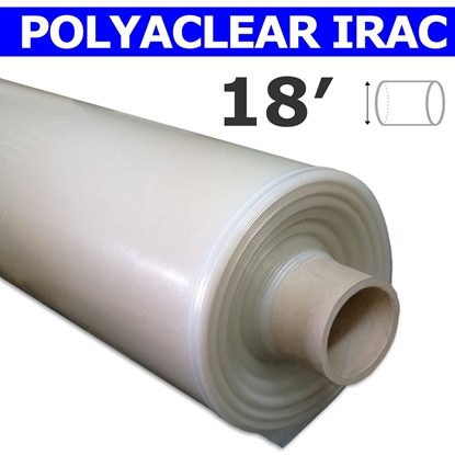 Image de Polyaclear IRAC 7.2 mil 18' tube