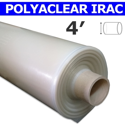 Image de Polyaclear IRAC 7.2 mil 4' tube
