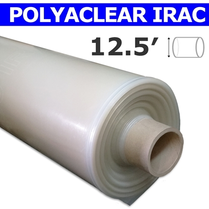 Image de Polyaclear IRAC 7.2 mil 12,5' tube