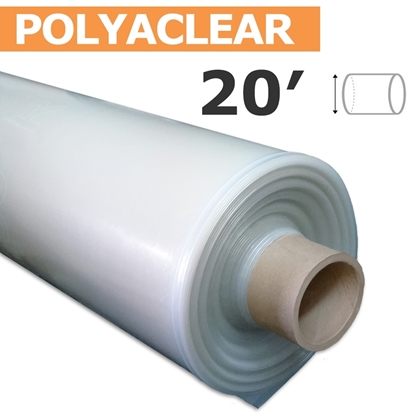 Image de Polyaclear 7.2 mil 20' tube