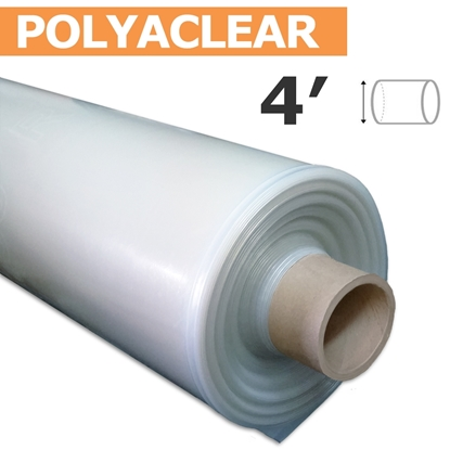 Image de Polyaclear 7.2 mil 4' tube