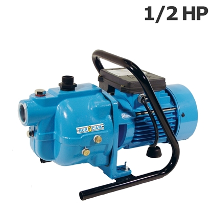 Picture of Burcam 1/2HP 115-230V irrigation pump with handle