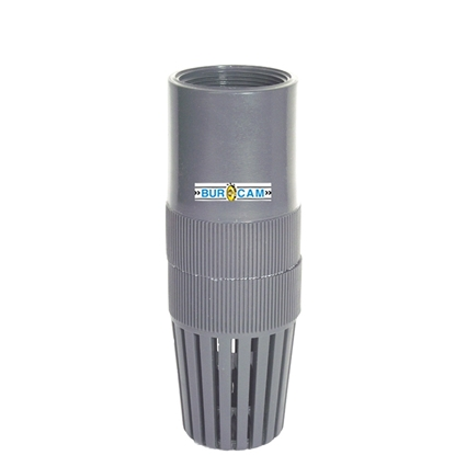 Picture of PVC foot valve