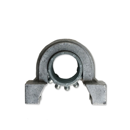 Picture of Pinion (Gearwheel & Caliper kit) - for 2cm rack plate with round holes