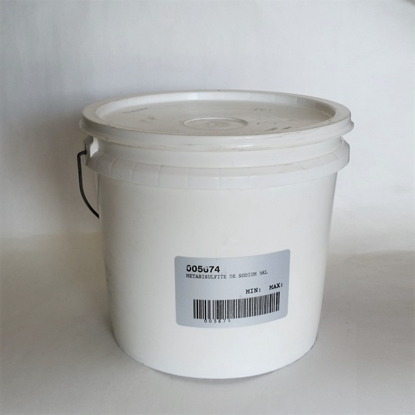 Image de Metabisulfite de sodium (pour solution de remisage Osmose) 5kg